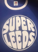 LEEDS- SUPER LEEDS T-SHIRT (Blue)